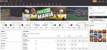 borgataonline sports website