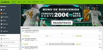 codere website