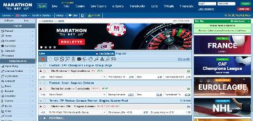marathonbet website