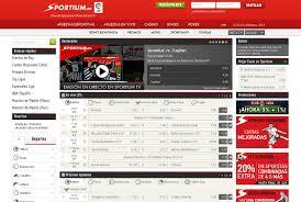 sportium website