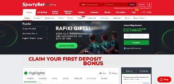 sportybet website