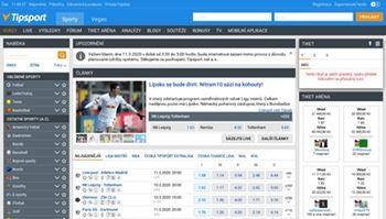 tipsport website