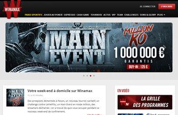 winamax website