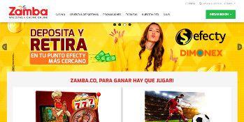 zamba website